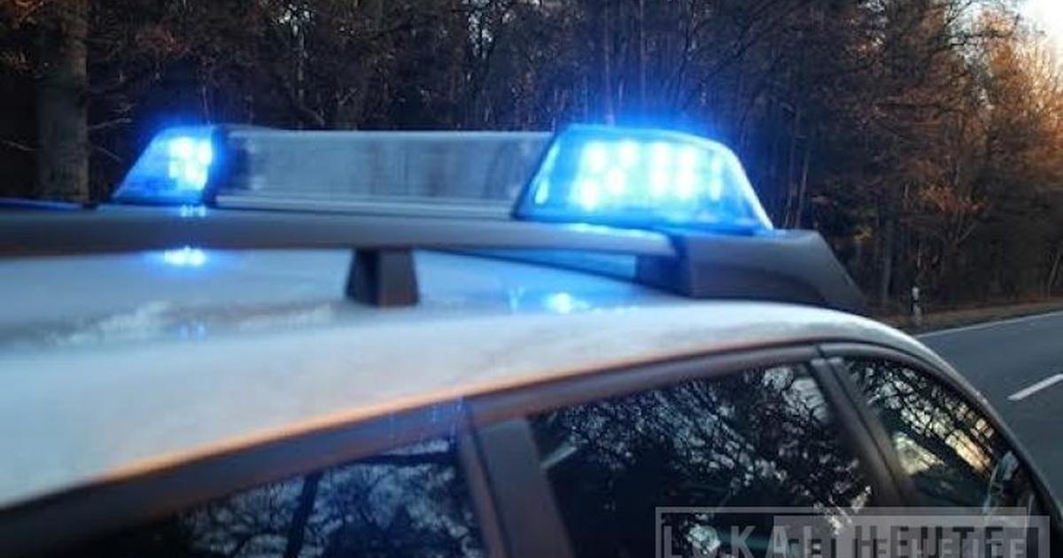 Polizeibericht Vom Wochenende